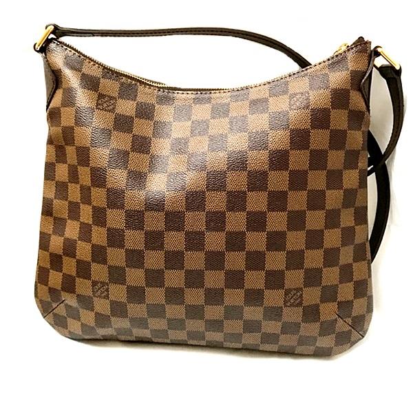 ルイヴィトンのダミエデザインバッグ