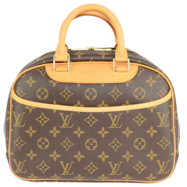 ルイヴィトンのモノグラムデザインバッグ