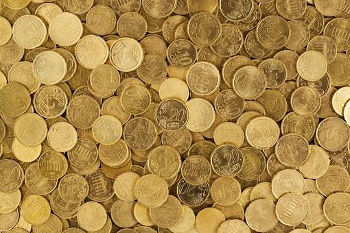 10セントと20セント硬貨
