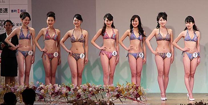 歴代ミス日本でその後が意外な受賞者トップ5!